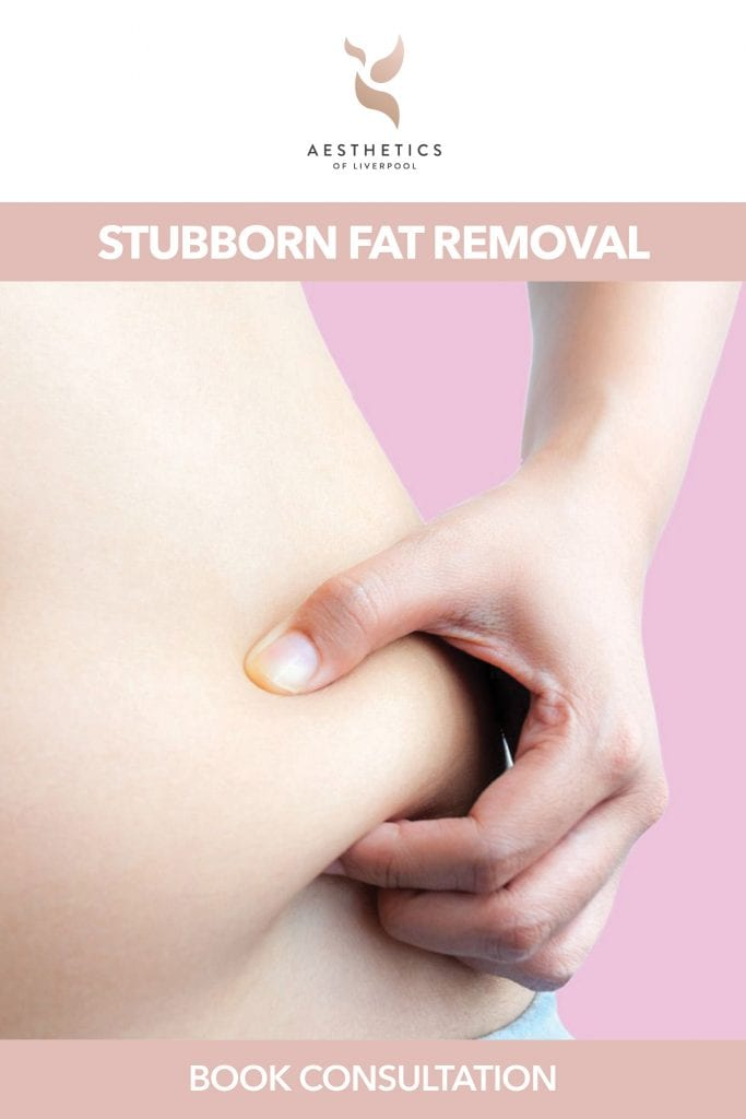 Aesthetics treatment to get rid of stubborn fat