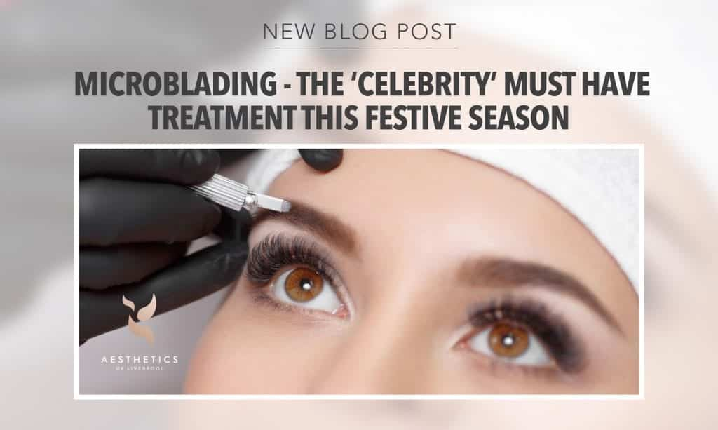 Microblading Christmas Treatment