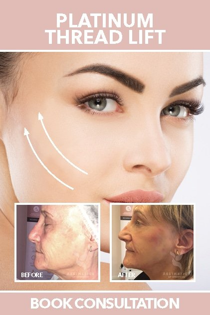 Facial Thread Lift In Liverpool | Aesthetics of Liverpool