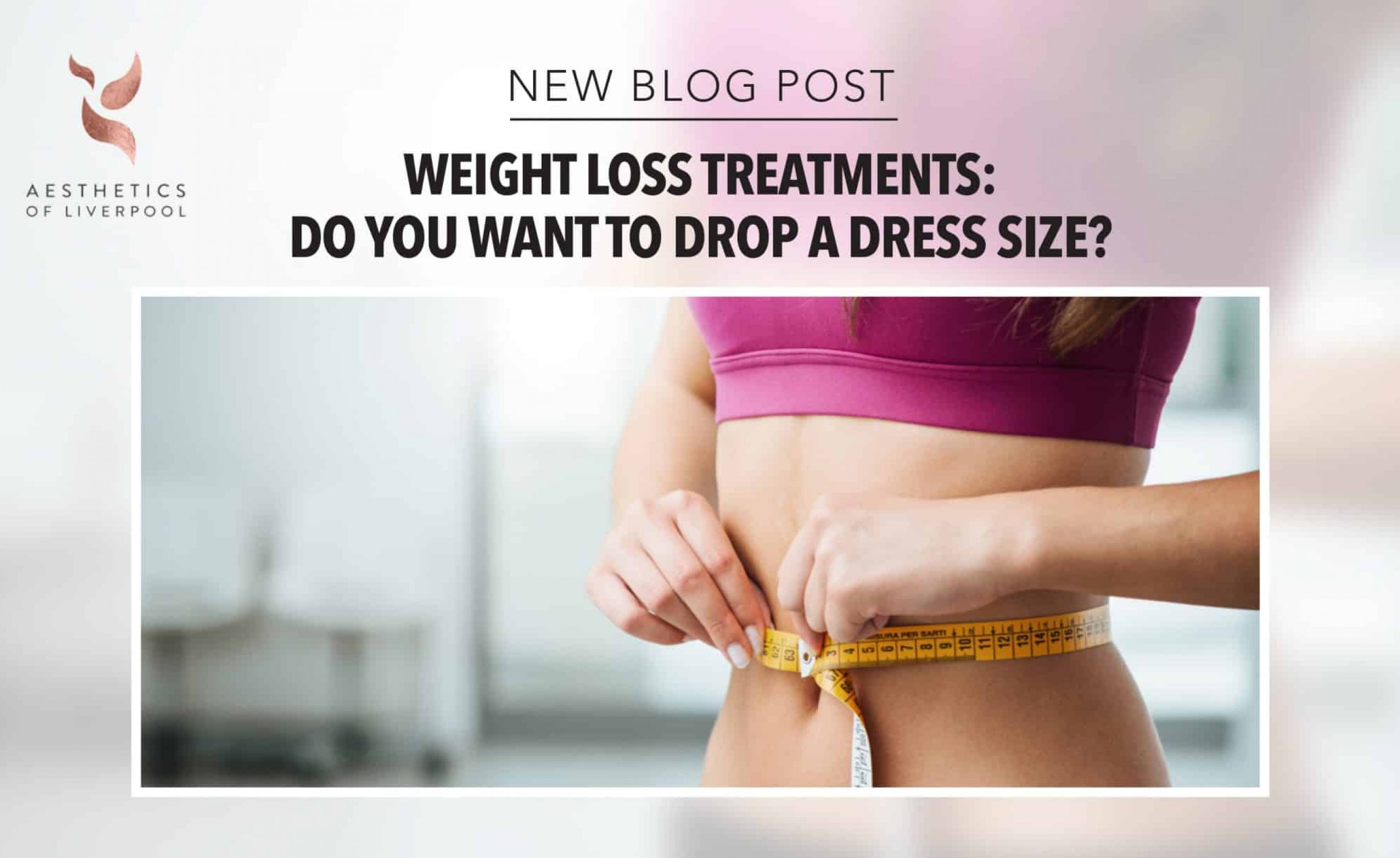 Weight Loss Treatments: Do You Want To Drop a Dress Size?