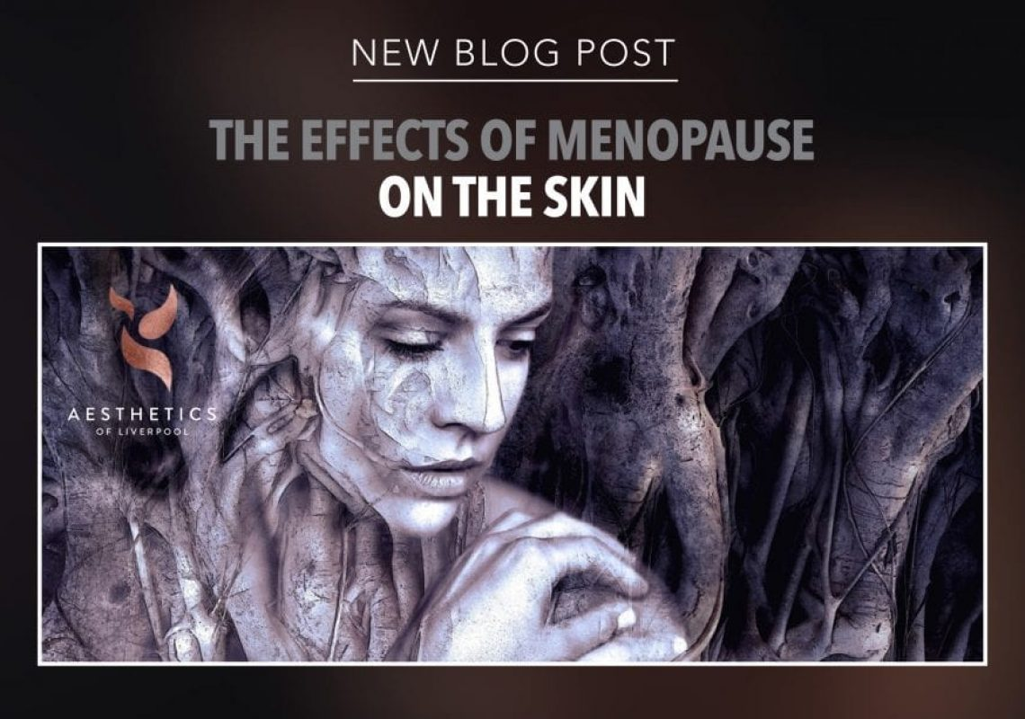 The Effects of Menopause on the Skin