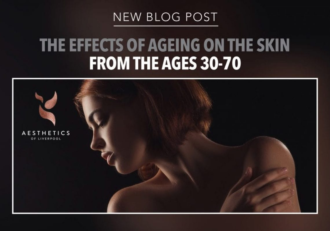 Woman worrying about the effects of ageing
