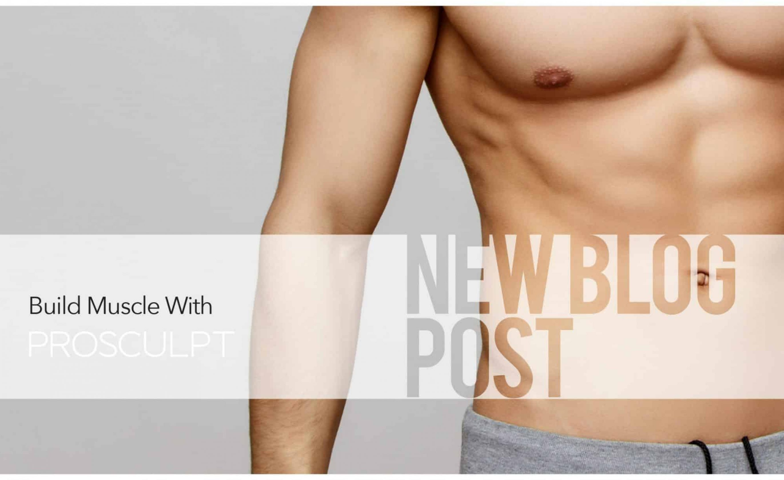 Build Muscle with ProSculpt