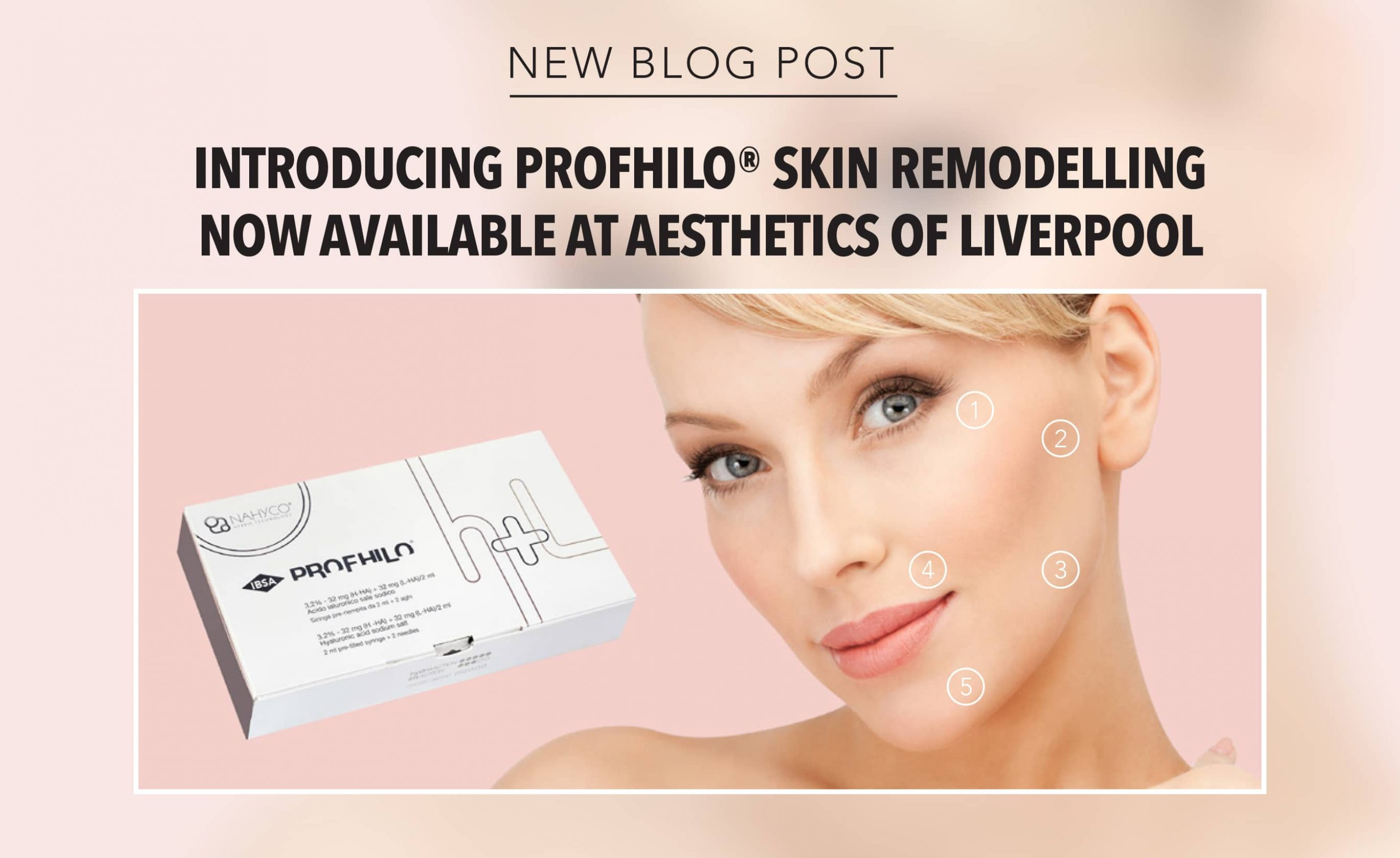 Introducing Profhilo Skin Remodelling