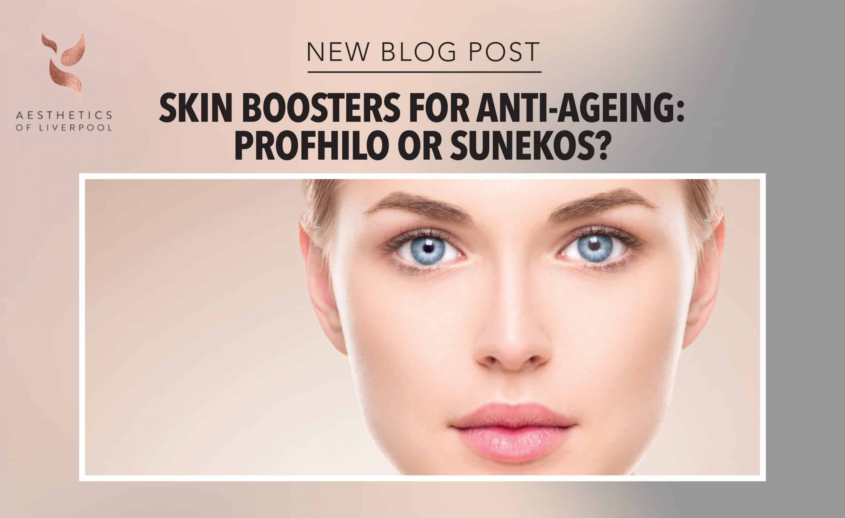 Skin Boosters Liverpool